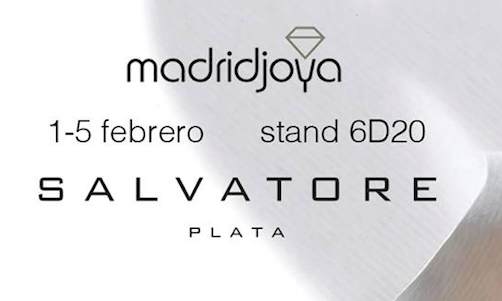 Madrid Joya Salvatore Plata
