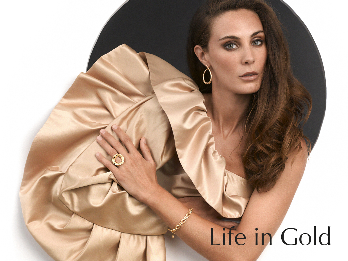 Life in Gold Collection 2021